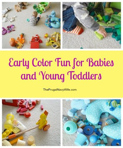 Early Color Fun for Babies and Young Toddlers