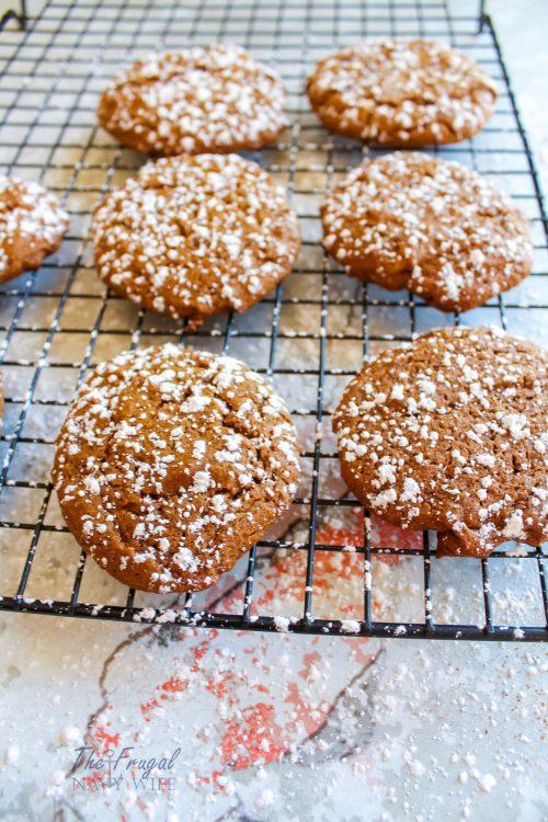 Labor Inducing Cookies
