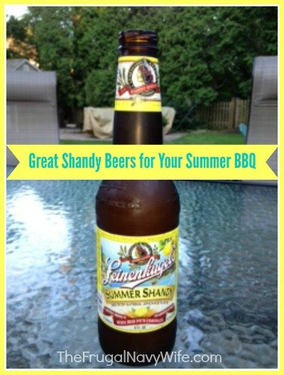 Great Shandy Beers for Your Summer BBQ