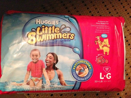 Huggies Little Swimmers Swim Pants Review