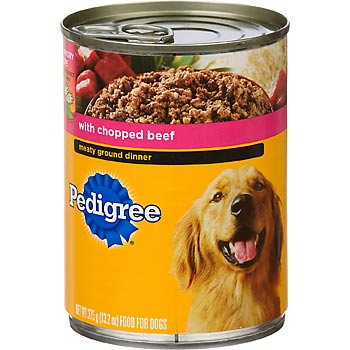 Is Pedigree Dog Food Harmful