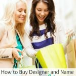 Looking for ways to save without losing the designer or name brands you love? Here are our secrets on getting name-brand clothing for cheap! #frugalnavywfie #namebrandclothing #designerclothes #savingmoneytips #clothinghacks #frugallivingtips   Designer Clothing for Cheap   Shopping for Clothing Tips   Clothes Shopping for Frugalista   Frugal Shopping Tips   Name Brand Clothing for Cheap   Saving Money on Clothing