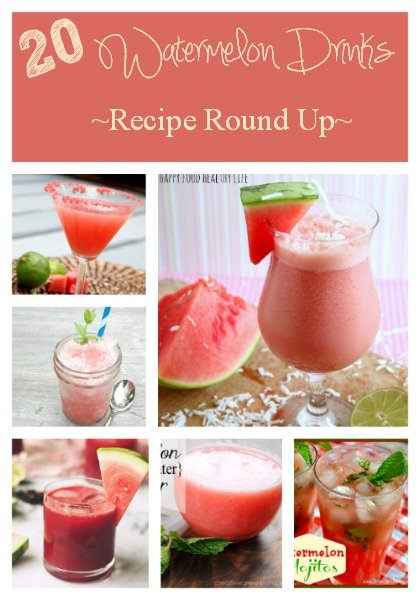 Watermelon Drinks Recipe