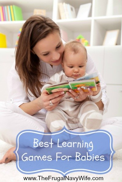 Best Learning Games For Babies