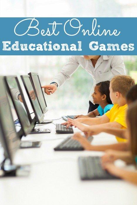 Best Online Educational Games