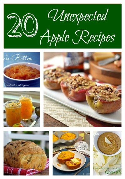 20 Unexpected Apple Recipes