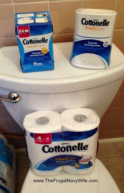Cottonelle 4 pk