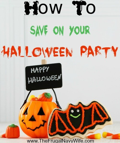 How to Save on Your Halloween Party