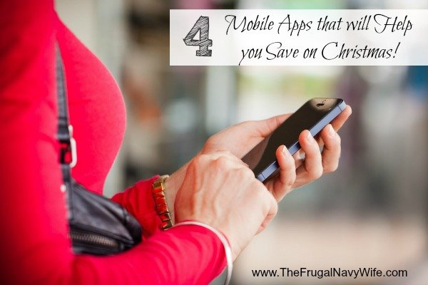 4 Mobile Apps that will Help you Save on Christmas!