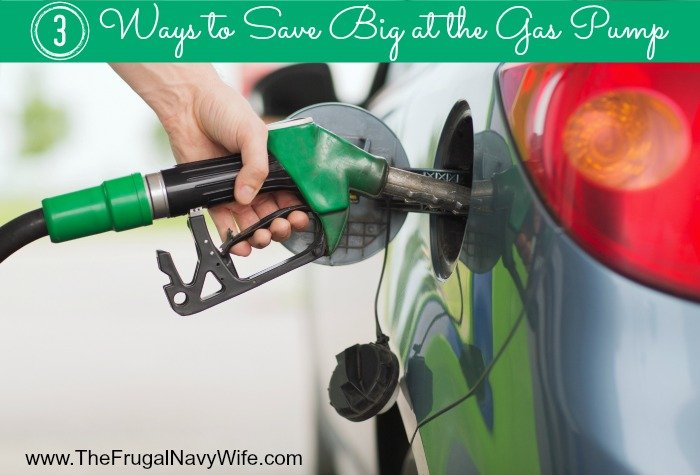 3 Ways to Save Big at the Gas Pump