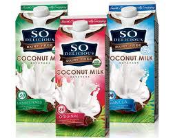 So Delicious Milk