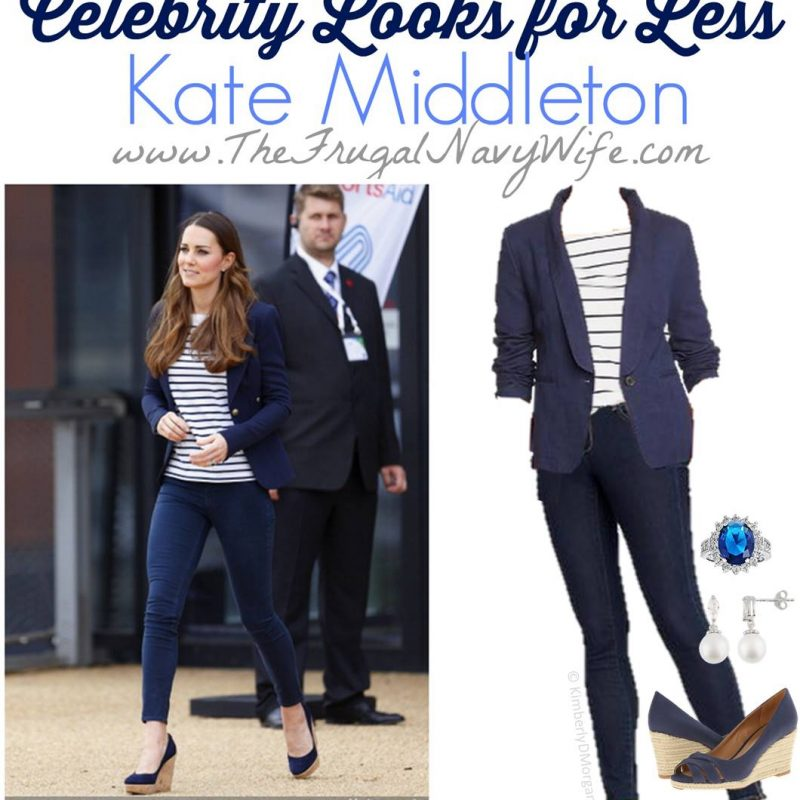 Fashion Friday: Celebrity Looks for Less – Kate Middleton