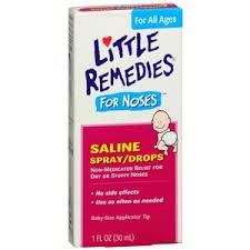Saline Drops