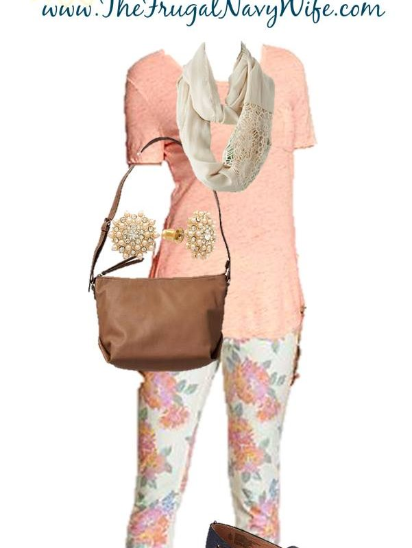 Style Saturday: Floral & Feminine Spring Outfits