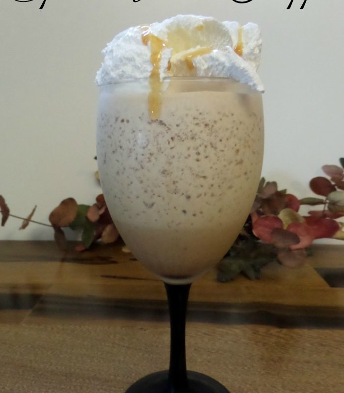 Kahlua Spiked Vanilla Frappe