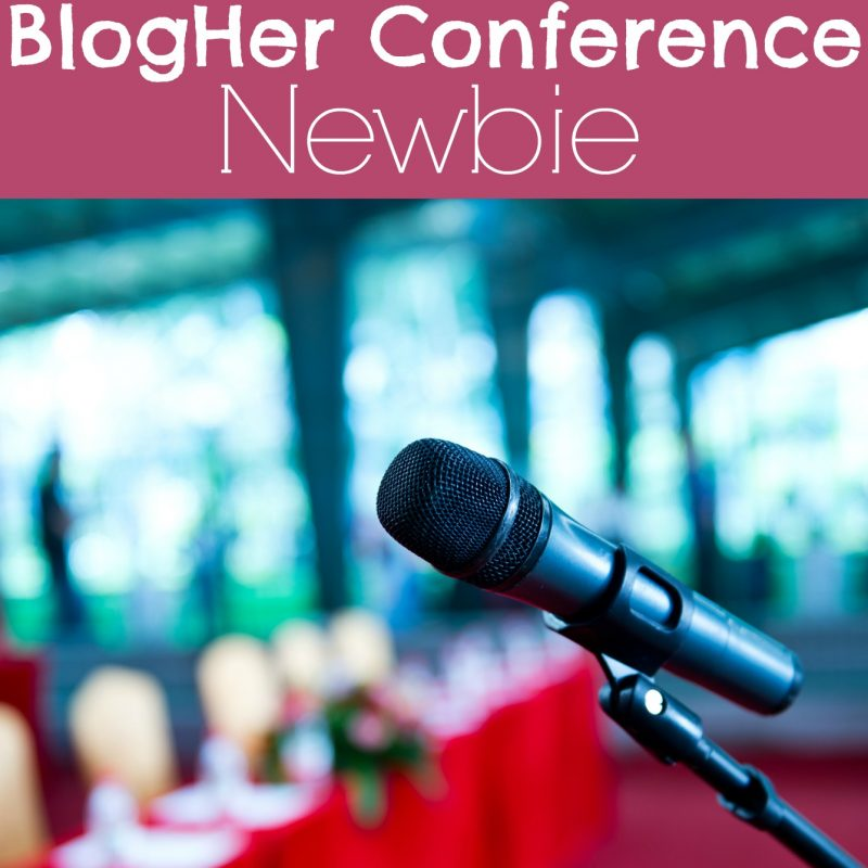 Tips for the BlogHer Conference Newbie!