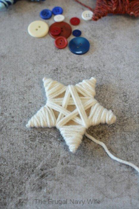 Yarn Star Wrapping 2