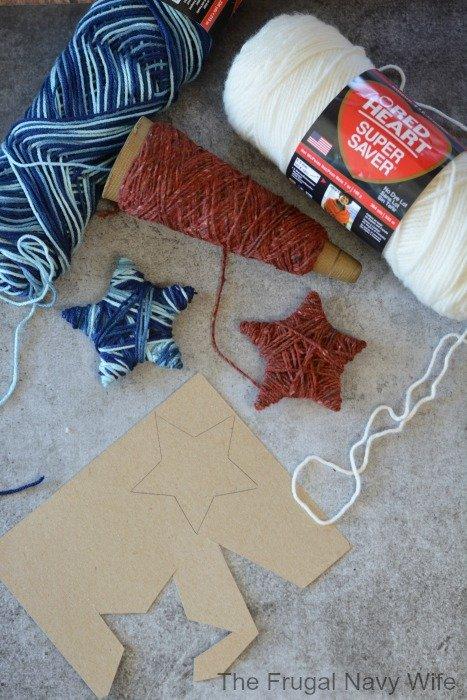 Yarn Star items needed