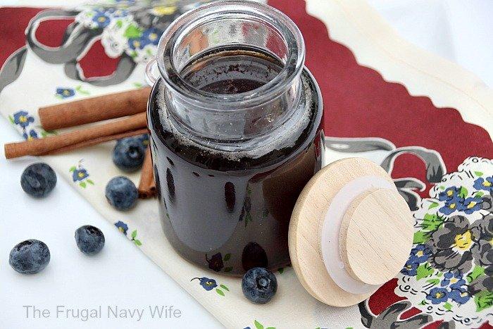 Inexpensive Pancake Syrup Horizontal