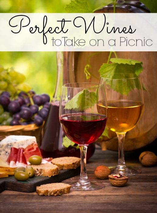 Perfect Wines to Take on a Picnic