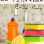 Learn to make your own homemade cleaners from simple items that clean just as well OR BETTER! Here are my top recipes. #frugalnavywife #cleaners #diycleaners #homeremedy   Cleaners   Homemade Cleaners   Home Remedy   How to Make Cleaning Products