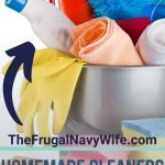 Learn to make your own homemade cleaners from simple items that clean just as well OR BETTER! Here are my top 10 Homemade Cleaners To Save Money. #frugalnavywife #cleaners #diycleaners #homeremedy   Cleaners   Homemade Cleaners   Home Remedy   How to Make Cleaning Products  