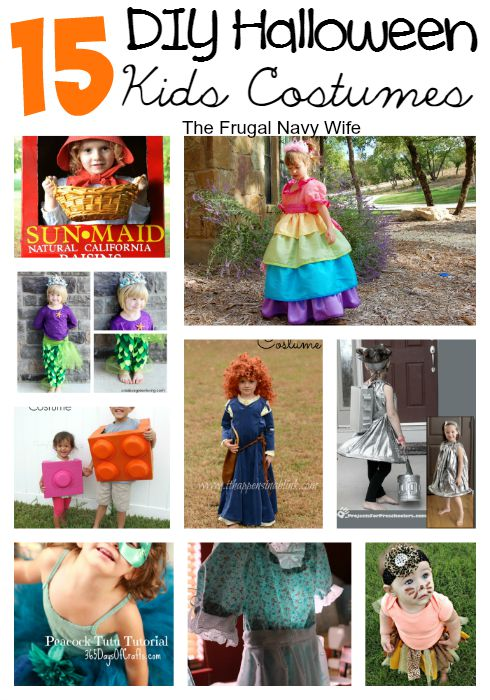 Quit dropping money on Halloween costumes and give one of these DIY Halloween Kids Costumes a try this year. Many are crazy simple! #frugalnavywife #halloween #costumes #diycostumes ##kidscostumes #frugalhalloween | Saving Money On Costumes | DIY Halloween Costumes | Kids Halloween Costumes | Kids Costumes | Halloween | Costumes |