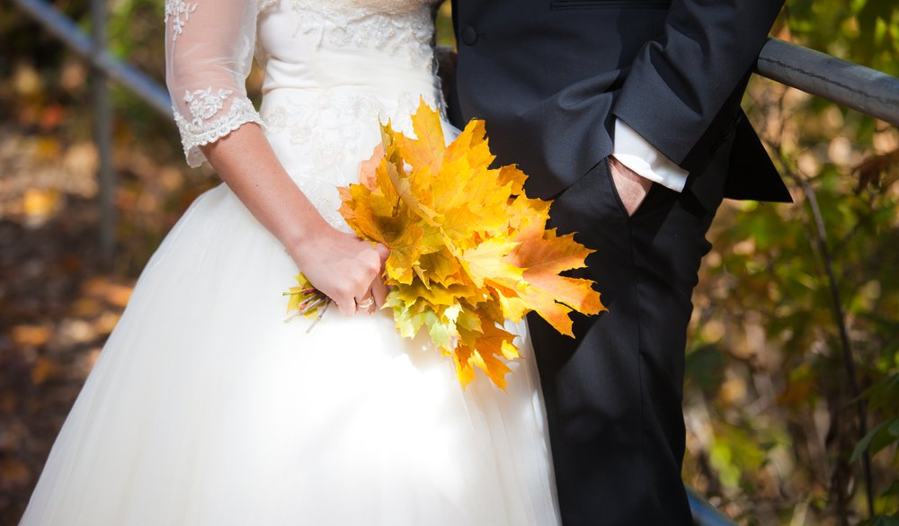 Leaves Fall Wedding