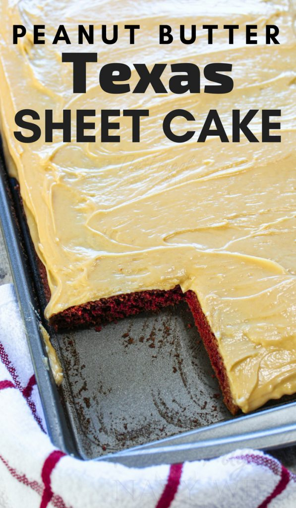 Texas Sheet Cake Icing Buttermilk