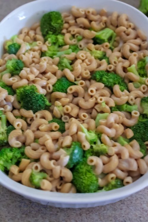 Bacon Broccoli Mac and Cheese Recipe