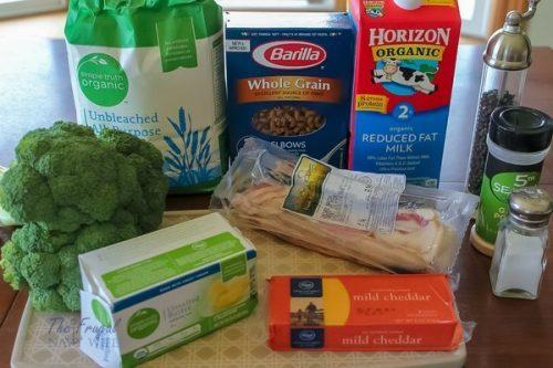 Bacon Broccoli Mac and Cheese Recipe