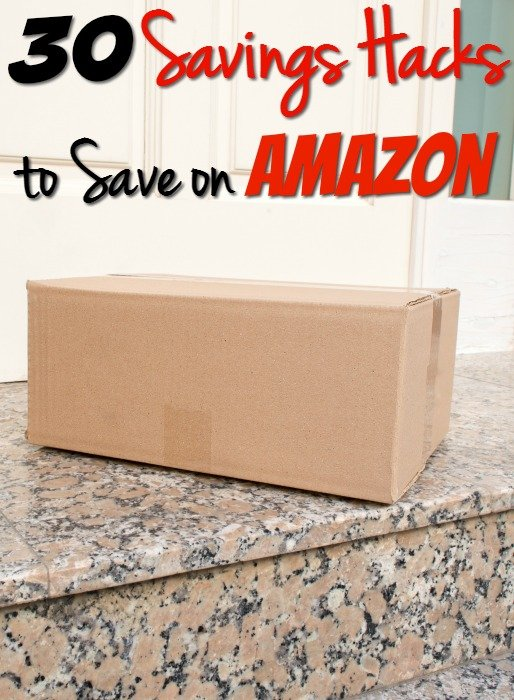 30 Savings Hacks to Save on Amazon