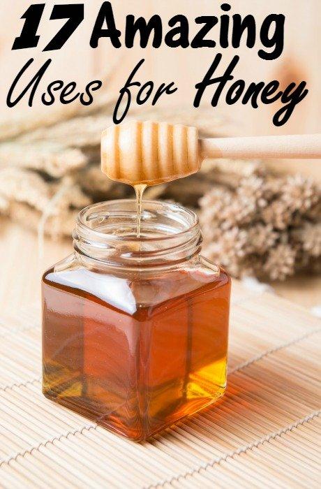 17 Unexpected Benefits of Honey