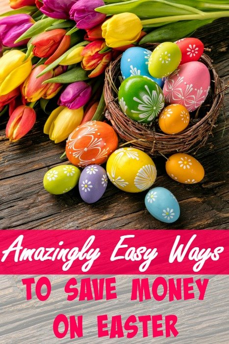 Amazingly Easy Frugal Easter Ideas