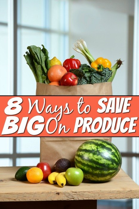 How to Save Money on Groceries – Saving Money on Produce