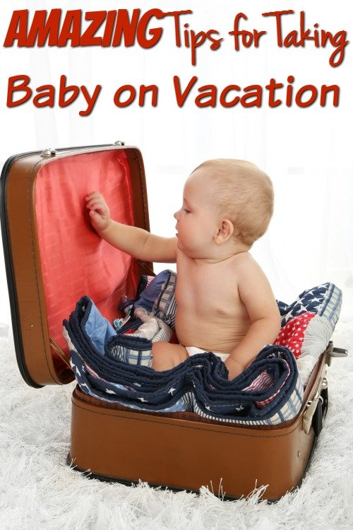 Tips for Easy Travel with Baby