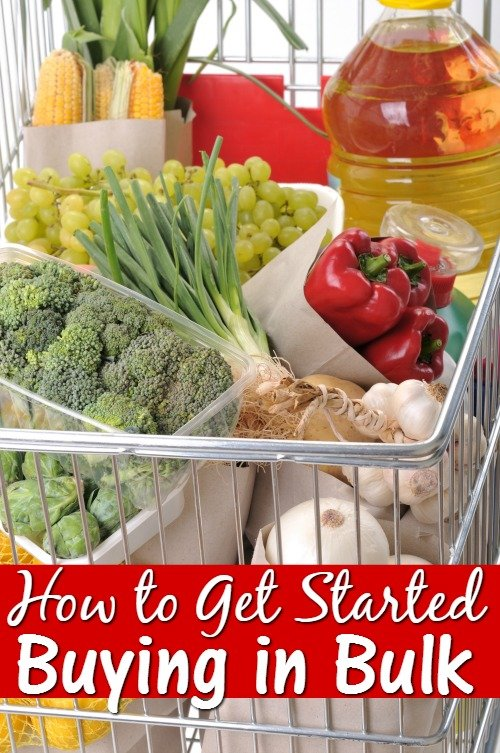 How to Get Started Buying in Bulk