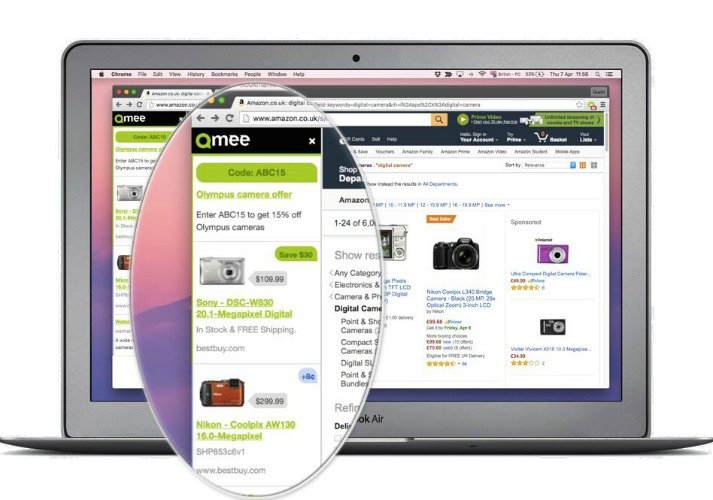 Make Money and Save Money Shopping Online with Qmee