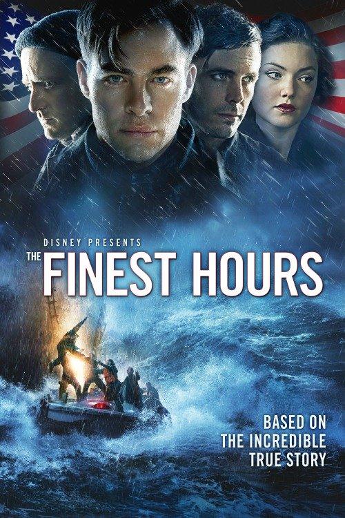 The Finest Hours by Walt Disney Studios