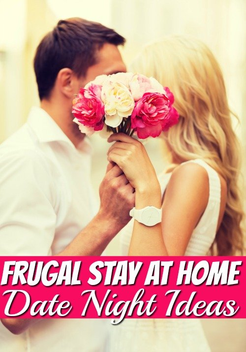 Frugal Stay at Home Date Night Ideas