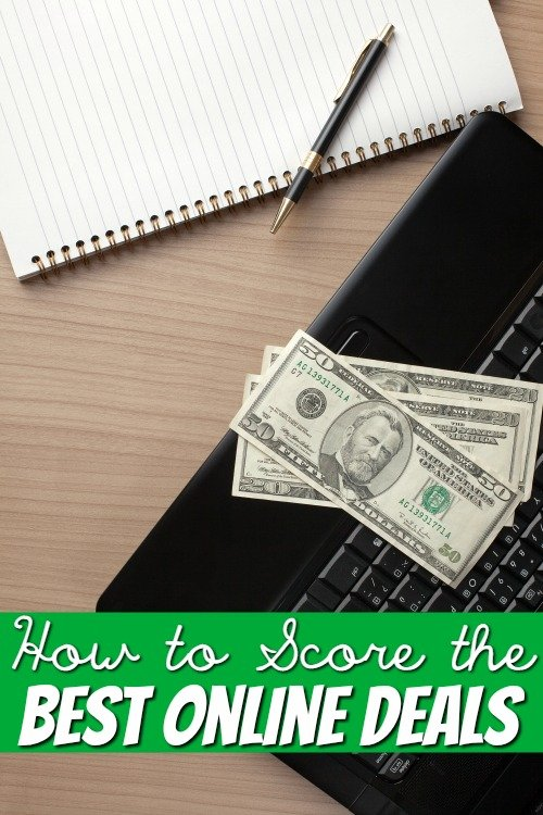 How to Score the Best Online Deals