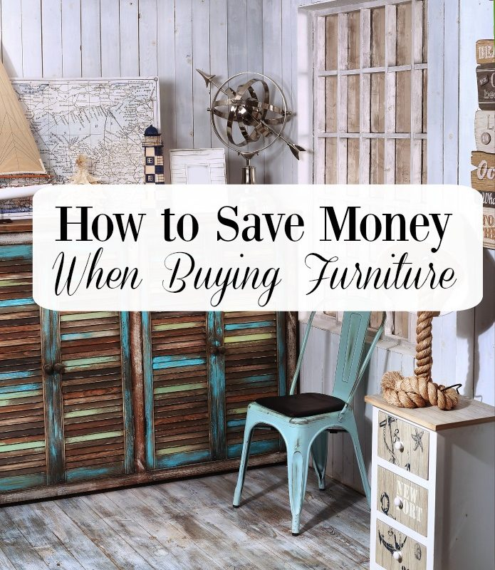 How to Save Money Buying Furniture