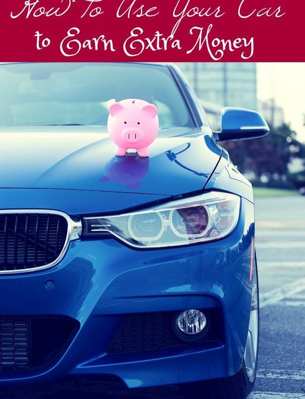 Car Advertising – Earn Money from Your Car + More Ways!
