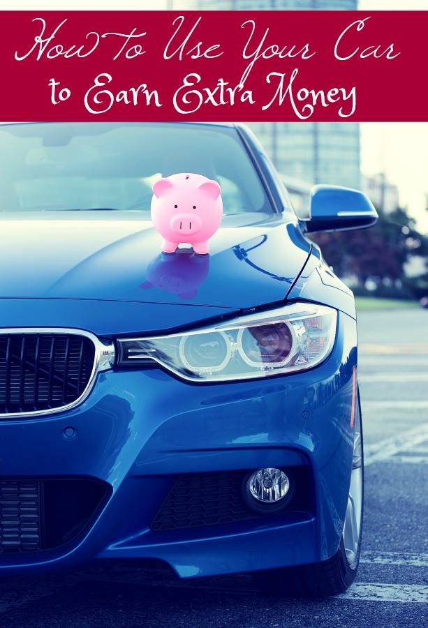Advertising - Earn Money from Your Car + More Ways!