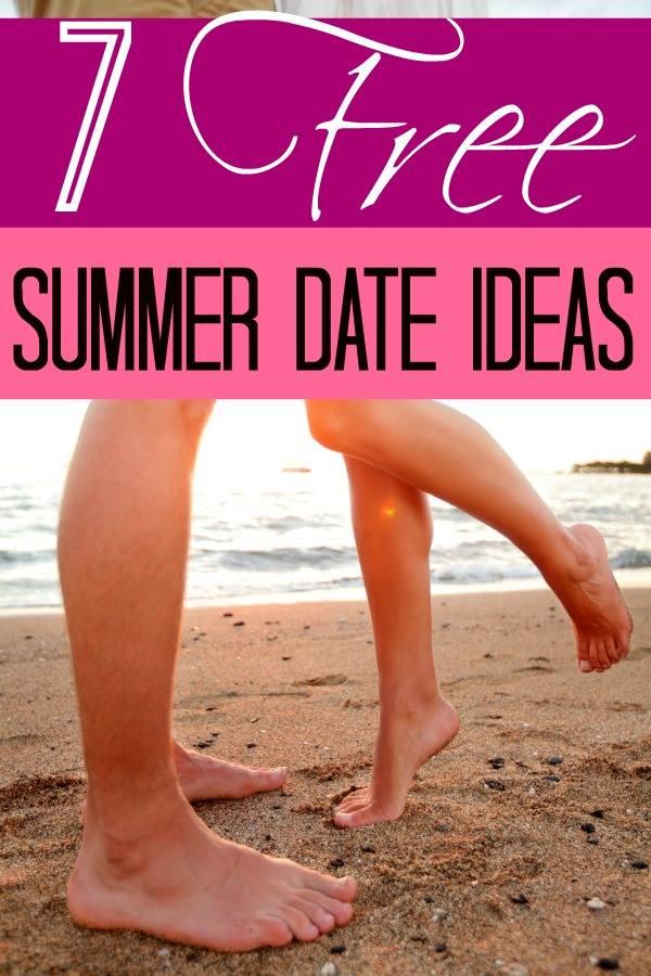 Free Summer Date Ideas