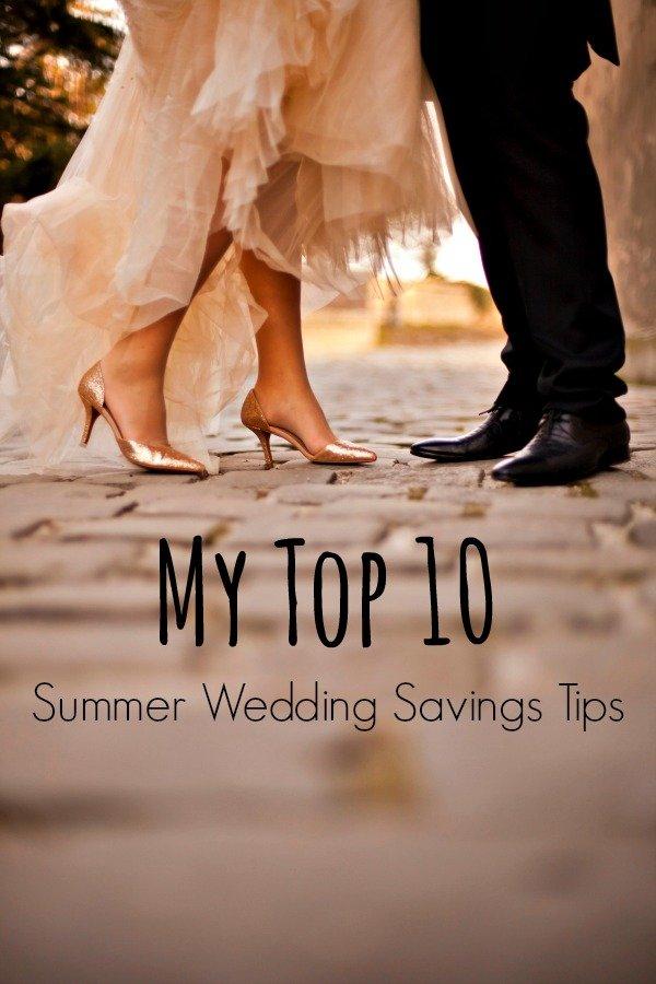Top 10 Budget Wedding Ideas for Summer