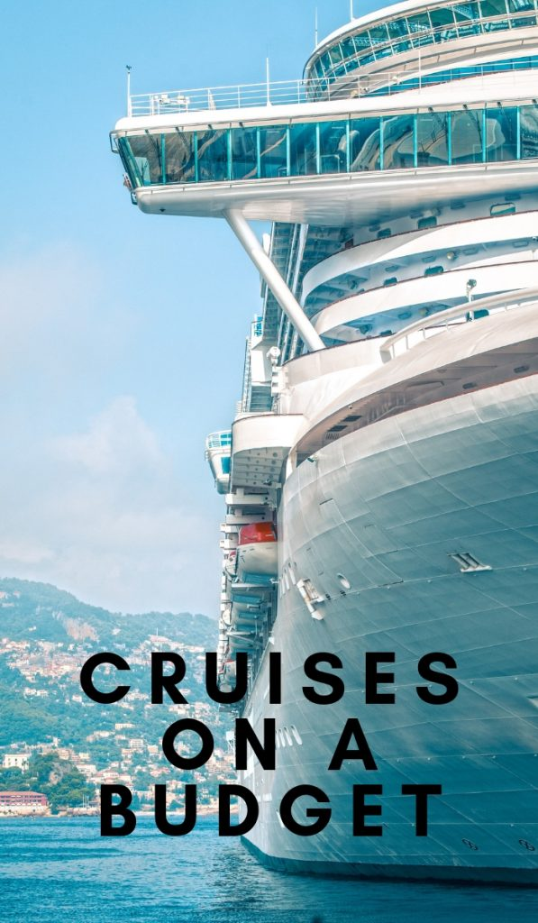 I'm going to share with you how to take a cruise on a budget or in other words how to cruise cheap! Plus I'll share my favorite sites for getting a deal! #budgetcruise #frugalnavywife #cheapcruice #travel #cruises | Cheap Cruises | Cruises on a Budget | Family Travel | Frugal Traveling |