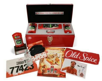 Old Spice Tool Kit Giveaway!