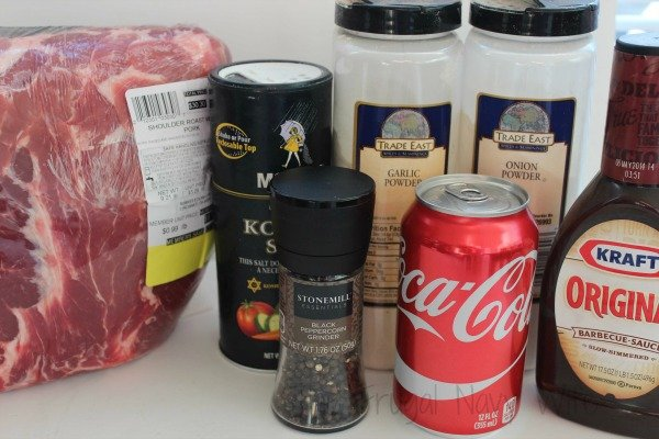 Slow Cooker Coca Cola Pulled Pork Recipe - Cooking with Coca Cola