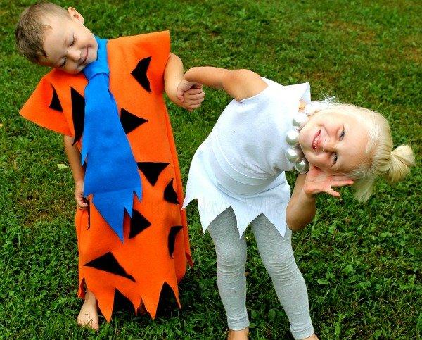 Easy diy flintstones costumes fred and wilma costume looking for easy diy flintstones costumes i have the cutest kids fred and wilma costume solutioingenieria Gallery